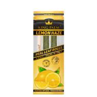 King Palm Mini 2 Pack Lemon Haze.