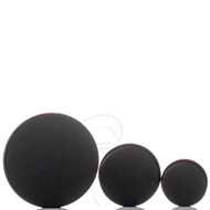 Silicone Cleaning Caps - Black.
