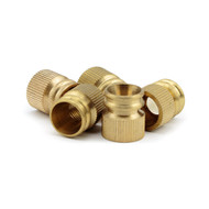 Slip in Adapter 'Brass