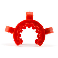 Keck Clip 18mm - red.