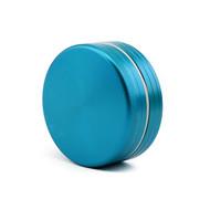 SPLIFF Turquoise Aluminium Grinder 63mm - 2 part