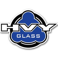 HVY Glass - Logo Sticker