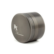 Black Leaf Premium Aluminium Grinder 56mm. *Product label now has 'Granite' instead of 'Premium'.*