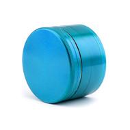 SPLIFF Turquoise Aluminium Grinder 63mm - 4 part