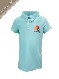 Youth Girl's Polo Shirt
