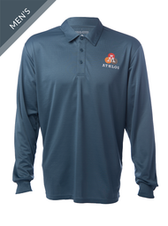 Men's Athlos Polo - Long Sleeve