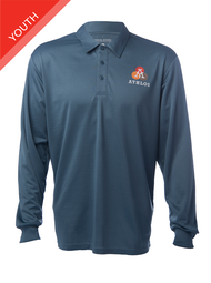 Youth Athlos Polo - Long Sleeve