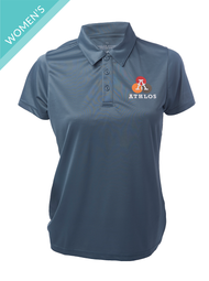 Women's Athlos Polo Shirt - Short Sleeve