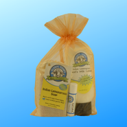 Indian Lemongrass Gift Bag
