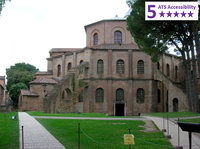 Private Accessible 4 hour Ravenna Guided Tour