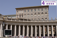 Private Accessible 4 hour Rome Guided Tour of the Vatican
