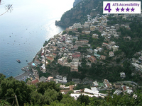 Private Accessible 8 hour Naples Cruise Excursion of Pompeii and the Amalfi Coast
