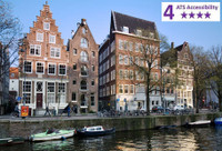 Accessible Amsterdam Sightseeing Boat Tour