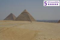 Private Accessible 10 hour Alexandria Shore Excursion to Cairo