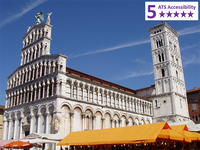 Private Accessible 8 hour La Spezia Cruise Excursion to Pisa and Lucca