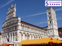 Private Accessible 8 hour Livorno Cruise Excursion to Pisa and Lucca
