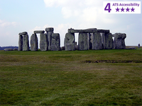 Private Accessible 6 hour London Driving Tour to Stonehenge
