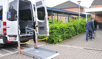 Brussels Accessible Van Transfers