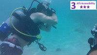 Private Accessible 4 hour St. Thomas Scuba Experience