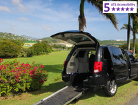Private Accessible 4 hour St. Thomas Shore Excursion