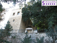 Private Accessible 8 hour Haifa Cruise Excursion to Sea of Galilee