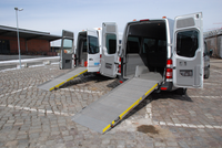 Berlin Accessible Van Transfers