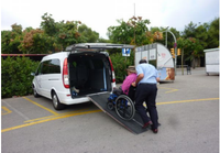 Barcelona Accessible Van Transfers