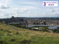 Private Accessible 4 hour Edinburgh Walking Tour