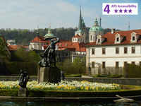 Private Accessible 4 hour Prague Walking Tour