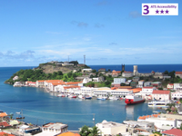 Private Accessible 3 hour Grenada Cruise Excursion
