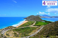 Private Accessible 3 hour St. Kitts Cruise Excursion