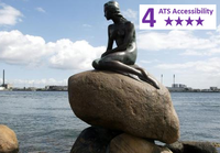 Private Accessible 4 hour Copenhagen Cruise Excursion