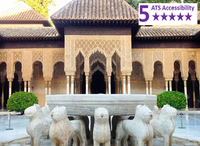 Private Accessible 8 hour Alhambra and Grenada Excursion