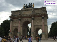 Private Accessible 3 hour Paris Driving Tour