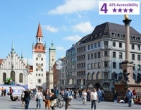 Private Accessible 3.5 Hour Munich Walking Tour