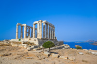 Private Accessible 4 hour Temple of Poseidon Tour