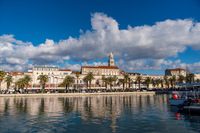 Private Accessible 4 Hour UNESCO Trogir, Old Town Split and Roman Ruins Tour