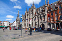 Private Accessible 3 Hour Bruges walking tour