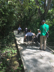 Private Accessible 6 Hour Carara National Park, Boat tour and Jaco Beach Tour