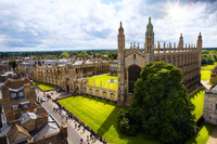 Private Accessible 8 hour London Driving Tour to Cambridge