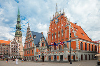 Private Accessible 4 Hour Highlights of Riga, Agenskalns and Central Market Tour