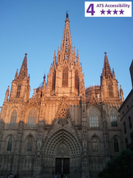 Private Accessible 4 hour Barcelona Walking Tour
