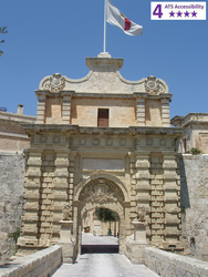 Private Accessible 4 hour Valletta Guided Tour