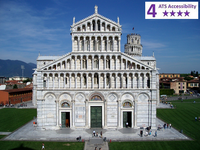 Private Accessible 4 hour Livorno Guided Tour to Pisa
