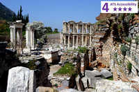 Private Accessible 5 hour Kusadasi Shore Excursion to Ephesus