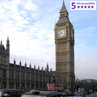 Private Accessible 2.5 hour London Driving Tour