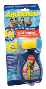 Bromine Test Strips by AquaChek