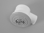 10553, Drain, Ftg, 1/2 In Socket, Inside Spa, Gray