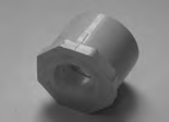 10116, Reducer, Bushing, 3/4 sp x 1/2 s