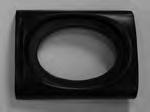 11576-Enclosure, Speaker Front 37 x 23 x 3/16